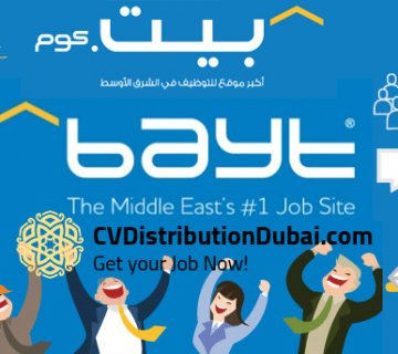 Jobs in UAE Archives | Professional Resume Writing & CV Distribution